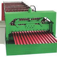 供应850圆弧型压瓦机