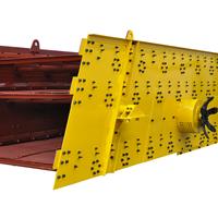 供应YK圆振动筛  电机直接拖动振幅可调块偏心结构的振动器
