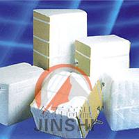 供应陶瓷幕墙隧道窑专用含锆硅酸铝陶瓷纤维棉模块