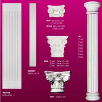 供应石膏罗马柱