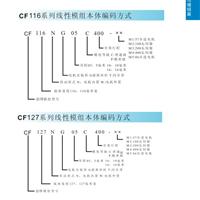 供应CF60模组