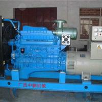 供应50-500kw上柴股份系列柴油发电机组