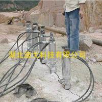 供应孤石岩石拆除设备