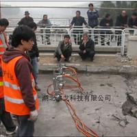 桥面桥梁高速公路钢筋混凝土静态拆除设备