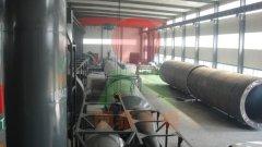 明泰内蒙古煤泥烘干机W煤炭烘干机
