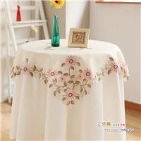 圆桌桌布、台布