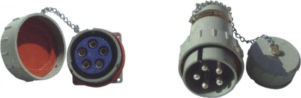 供应防爆插头插座-防爆连接器-无火花式插头插座