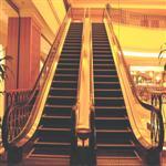 苗条型自动扶梯
