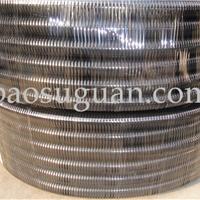 供应PE塑料波纹管/PE聚乙烯波纹管/电线护套管