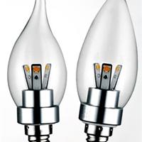 批量供应LED蜡烛灯