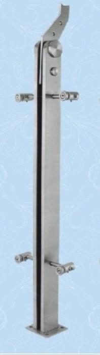 供应楼梯扶手护栏不锈钢立柱