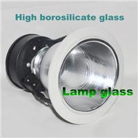 供应高硼硅玻璃、耐高温灯具玻璃