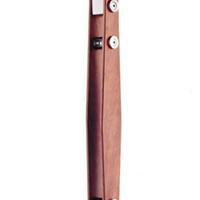 供应菱形夹木楼梯栏杆不锈钢立柱