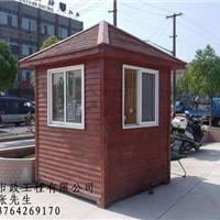供应上海防腐木制岗亭,售货亭,木凉亭厂家