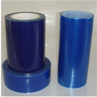 供应蓝色PE保护膜 玻璃保护膜 乳白色保护膜