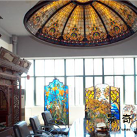 彩绘玻璃 彩色玻璃 教堂玻璃 艺术玻璃 工艺玻璃