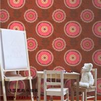餐厅装饰戴高乐壁纸需简洁和趣味相兼容进口壁纸