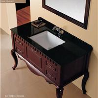 供应欧式方形台盆柜/厂家直销浴室柜/促销价格厂家浴室柜