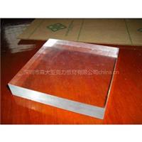 有机玻璃PMMA亚克力板有机玻璃厂家有森普有机玻璃直销透明板