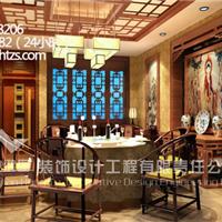 成都酒店装修|酒店餐厅包间的设计要点|世典鸿图