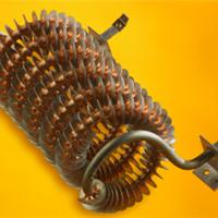 供应翅片式干烧管、高温电热管