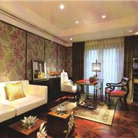 解析会所设计室内装饰选择细木地板要素