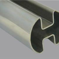 304不锈钢砂光凹槽管 不锈钢异形管厂家
