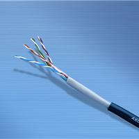 供应讯道电脑线超五类4对8芯网线视频线非屏蔽室外阻水250A