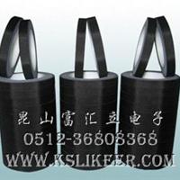 厂供黑色高温胶带 聚酰亚胺胶带