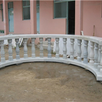 供应大理石阳台柱