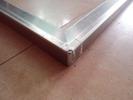 不锈钢浴室柜镜框安全角