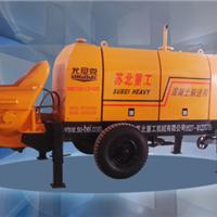 供应DHBT系列柴油机混凝土输送泵  输送泵价格