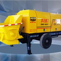 供应HBT电机混凝土输送泵 混凝土输送泵厂家