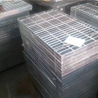 供应上海钢格栅加工 上海热镀锌钢格栅 上海钢格栅厂