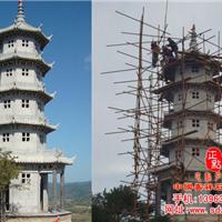 佛教寺庙雕像,佛像,石佛,各种石塔,寺庙石佛塔