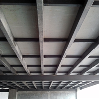 供应钢结构阁楼板--龙骨
