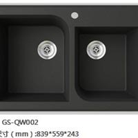 供应型号:GS-QW002石英石水槽