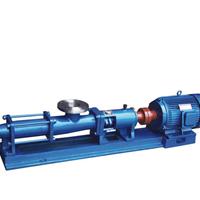供应螺杆泵,污泥螺杆泵,G型单螺杆泵