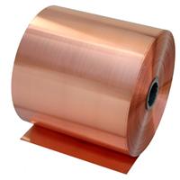 进口C1020高纯度紫铜带||金华TU1无氧裸铜带价格查询