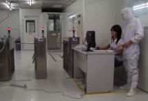 静电三辊闸 西安防静电挡闸 静电测试通道闸 防静电刷卡通道