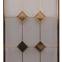 供应中空镶嵌玻璃隔音隔热建筑门专用