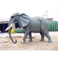 供应树脂仿真大象雕塑