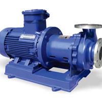 供应上海CQB型卧式不锈钢磁力驱动泵