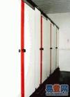 郑州办公家具成批出售,现代卫生间隔断防潮板隔断厕所隔断