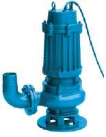 供应JYWQ无堵塞潜水搅匀排污泵