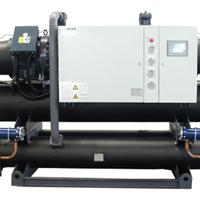供应水源热泵机组