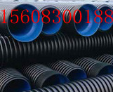 重庆城口HDPE双壁波纹管生产厂家直销波纹管