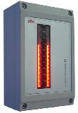 供应东辉仪表DYXGHRR壁挂式现场光柱显示仪表