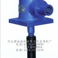 供应QLF型全封闭磁力锁式螺杆启闭机