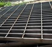 天津冷镀锌钢格板图片|漆钢格板批发商